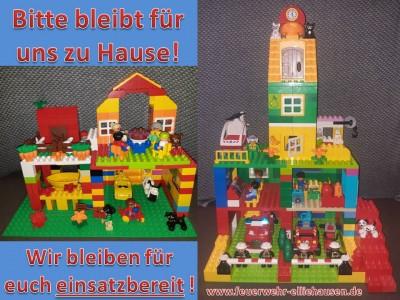 #FeuerwehrStayHomeChallenge-Elliehausen